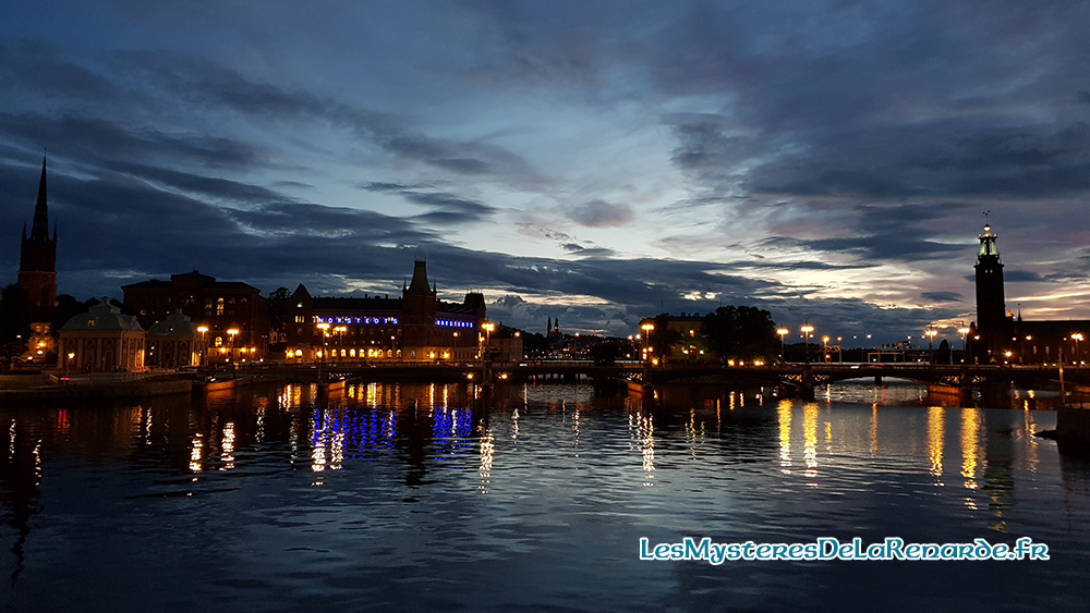 Stockholm : l'envoûtante Scandinave entre terre et mer