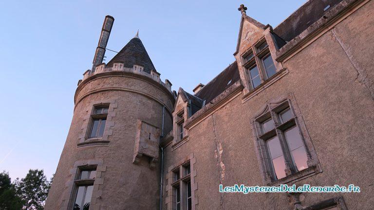 Le Château de Fougeret : entre deux mondes