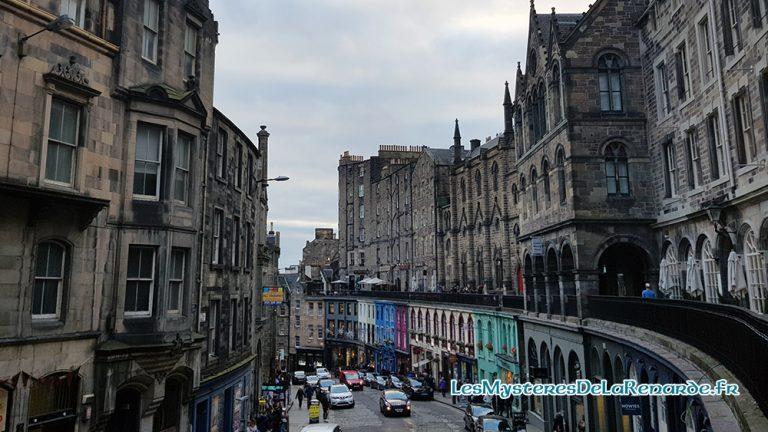 Le Major Weir : Sorcier d'Édimbourg