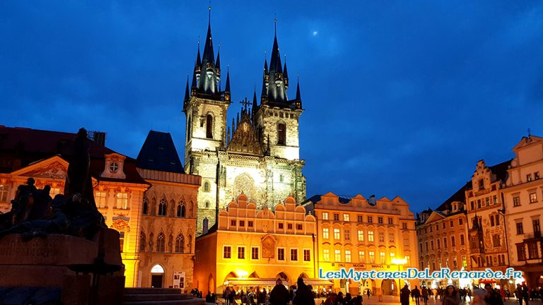 Prague : la capitale de la Bohême et ses légendes