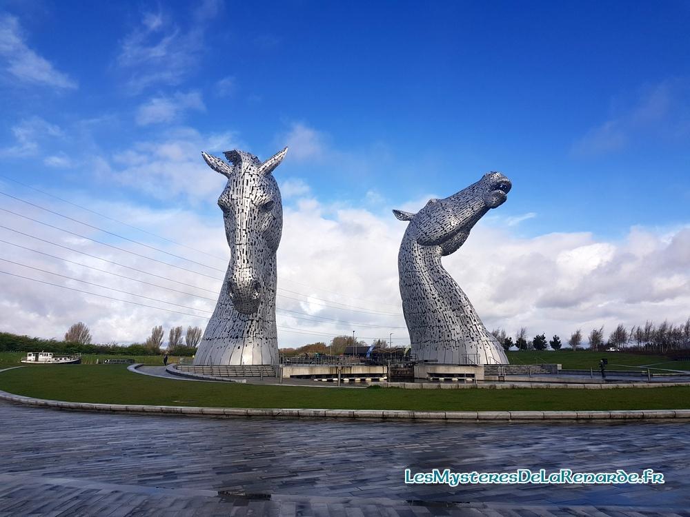 Les Kelpies : mythiques créatures Écossaises