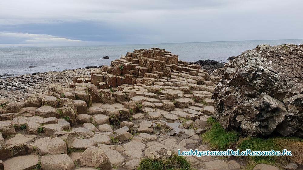 La Chaussée des Géants : Légende d'un Passage entre l'Irlande et l'Ecosse