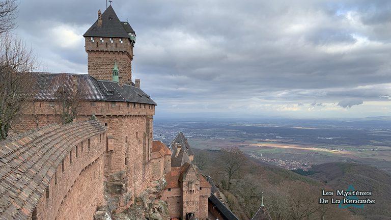 Le Château du Haut-Koenigsbourg : Histoire et Légendes de la Forteresse qui domine l'Alsace