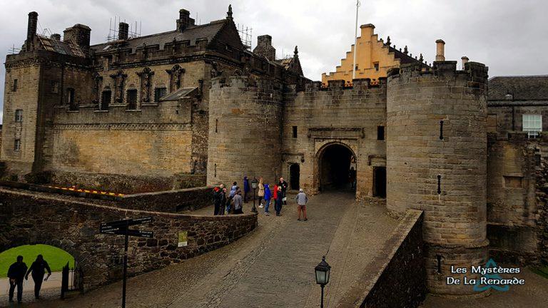 Le Château de Stirling : Hanté par la Dame Verte, le Fantôme du Highlander et d'autres Esprits