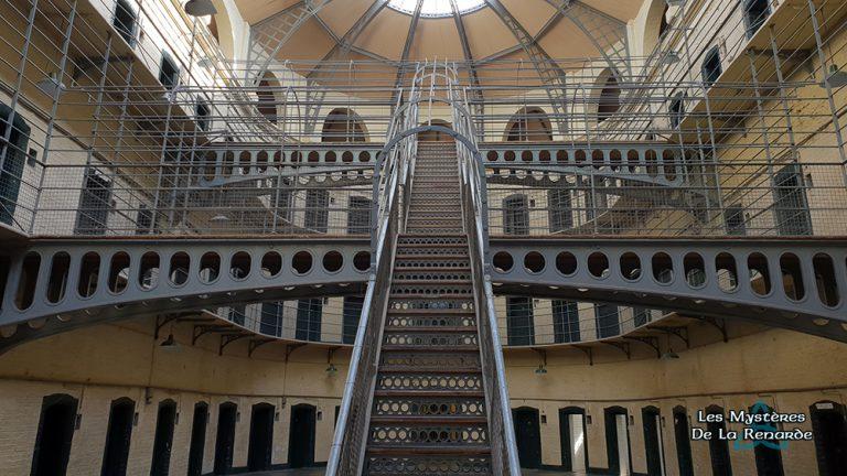 Kilmainham Gaol : L'ancienne Prison de Dublin, haut lieu Historique et Hanté d'Irlande