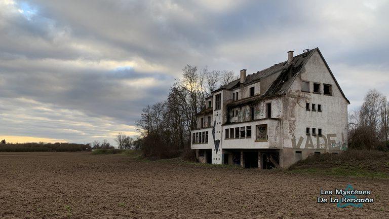 L'Hôtel Abandonné de Saint-Hippolyte : Réputé comme l'un des Lieux les plus Hantés d'Alsace