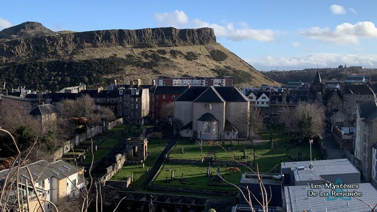 Les Cimetières d'Edimbourg et leurs Histoires