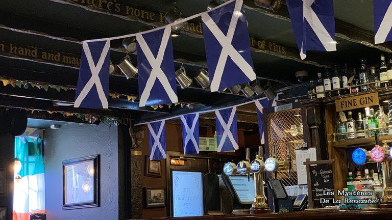 Les Pubs Hantés d'Edimbourg