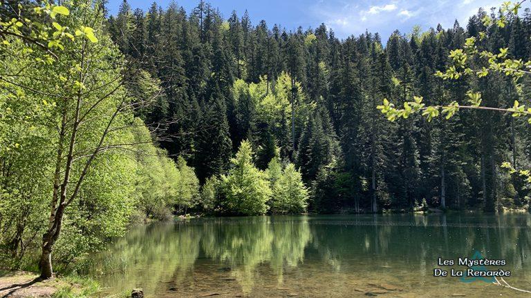Les Légendes du Lac de la Maix