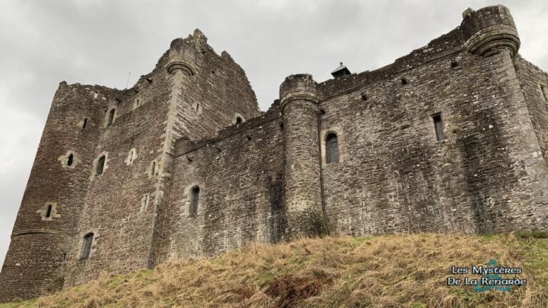 Le Château de Doune : de l'Histoire au Fantôme, en passant par la Fiction