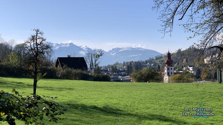 Les Légendes de Feldkirch : la petite Ville Médiévale Autrichienne