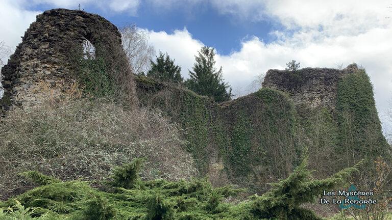 Le Château de Prény et ses Légendes : Fantôme, Sorcières et Dame Blanche