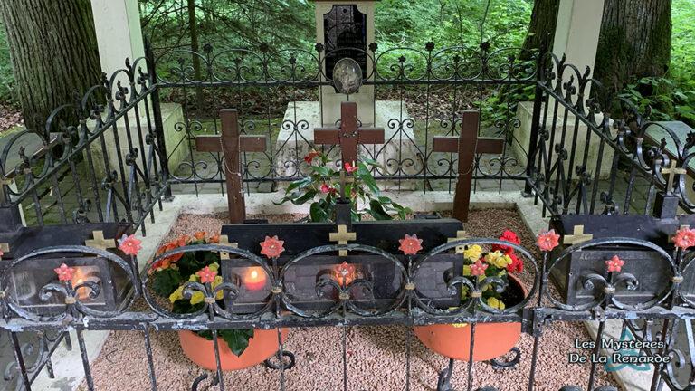 La Légende de la Tombe des Trois Vierges
