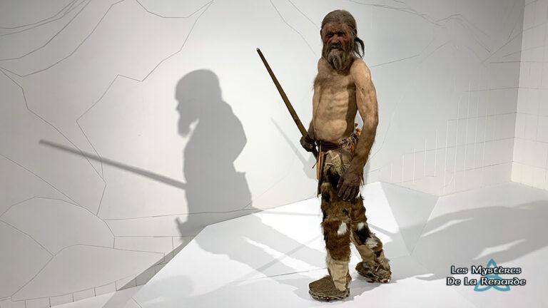 Ötzi : l'Homme des Glaces