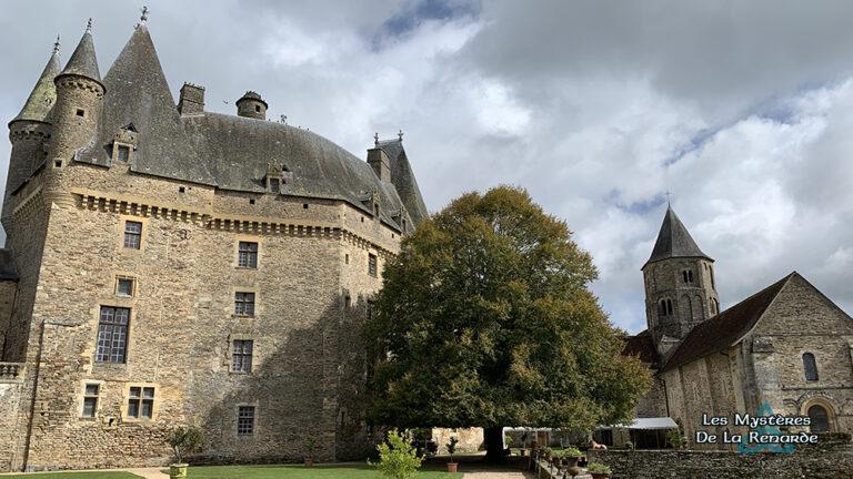 l'Énigmatique et Légendaire Château de Jumilhac